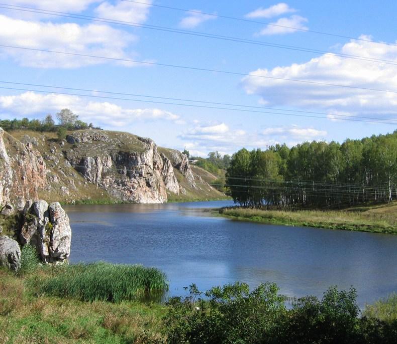 Фото красивых мест каменска-уральского